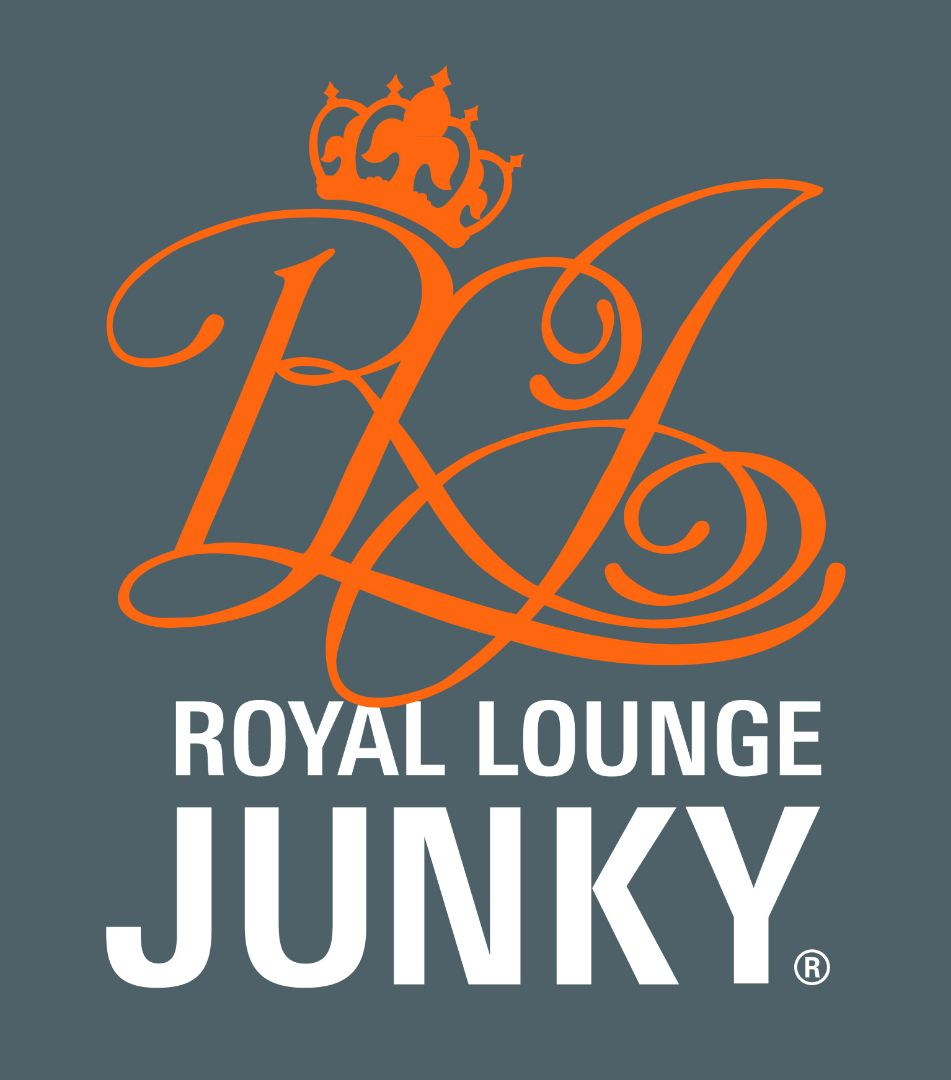royal lounge junky shorty fit zwart